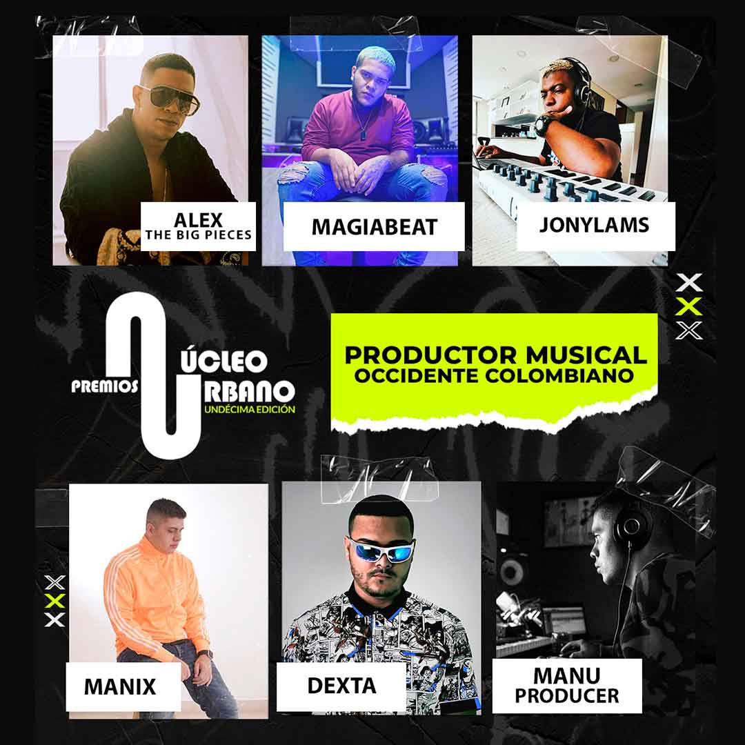 12- Producer Occidente Colombia